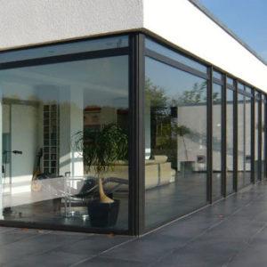Fenêtre et baie vitrée aluminium